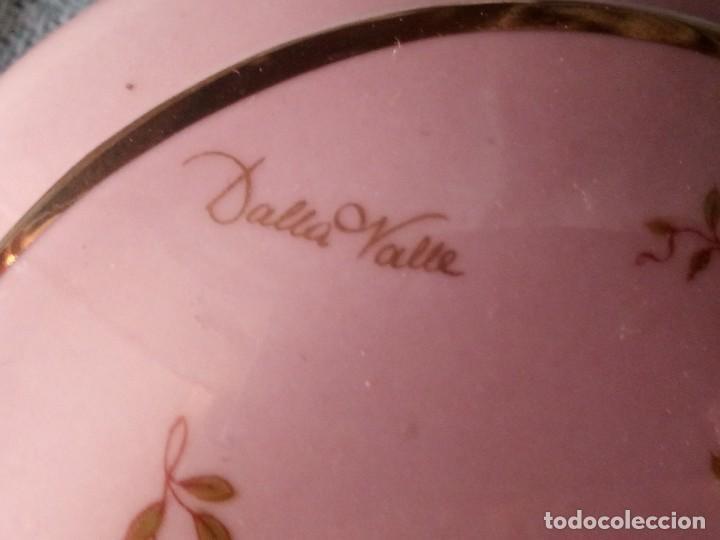 Vintage: Joyero de porcelana Marca Italiana - Dalla Valle Apolo doro - Foto 3 - 213820657