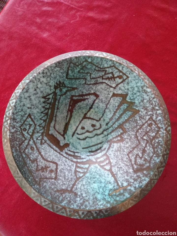 CERÁMICA CANARIA ART DECÓ (Vintage - Decoración - Porcelanas y Cerámicas)