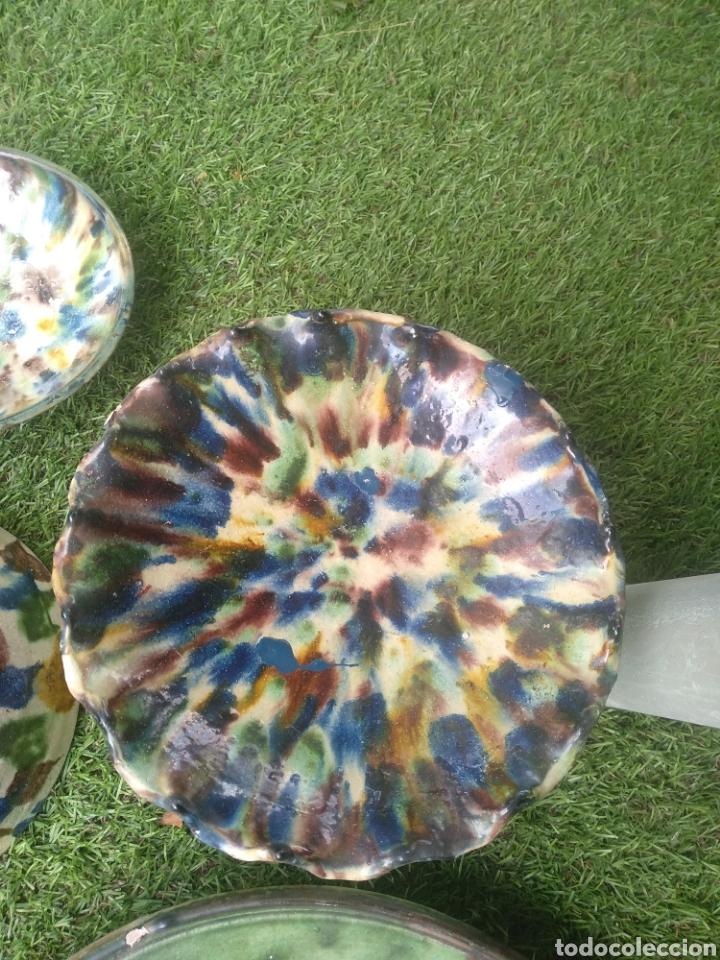 Vintage: Lote cerámica Nijar - Foto 2 - 214663858