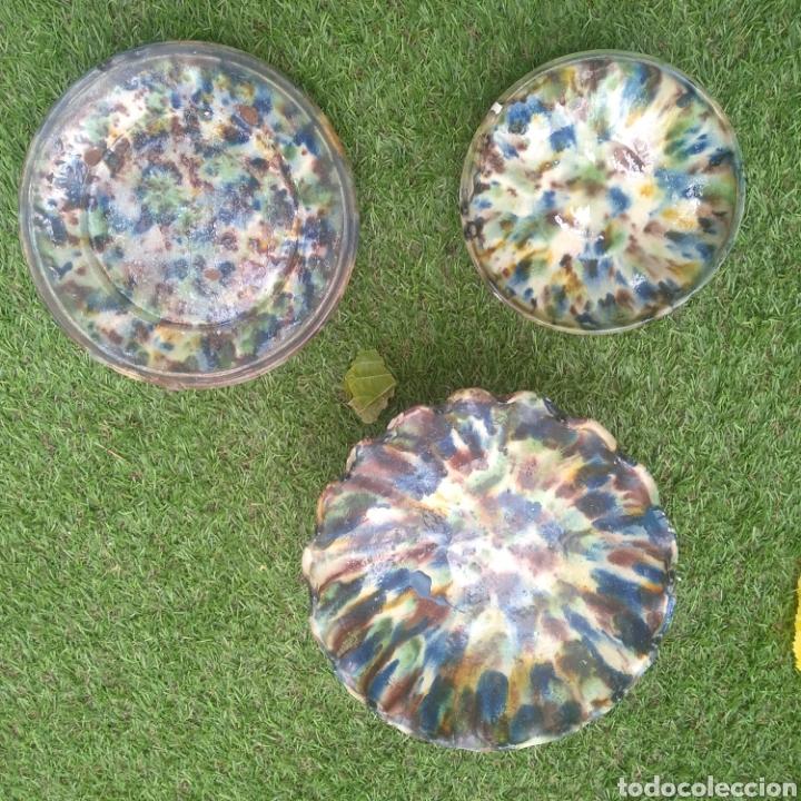 Vintage: Lote cerámica Nijar - Foto 4 - 214663858