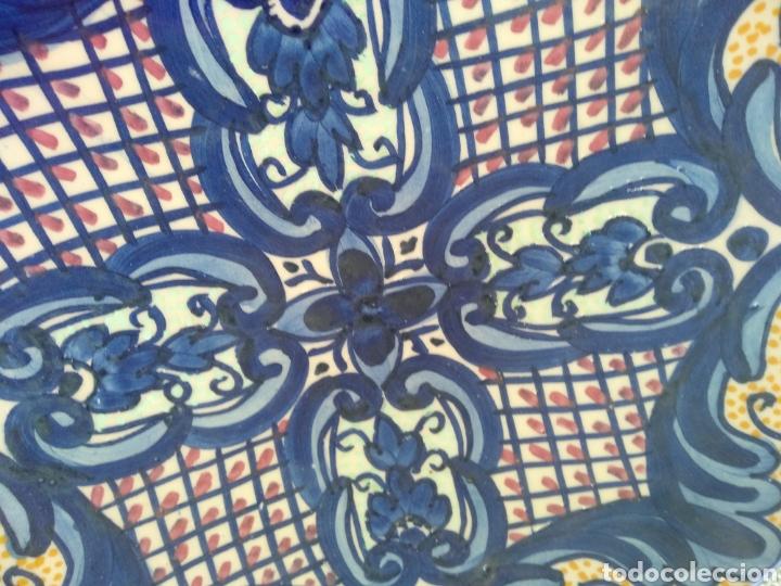 Vintage: Gran plato decorativo - Foto 3 - 214788442