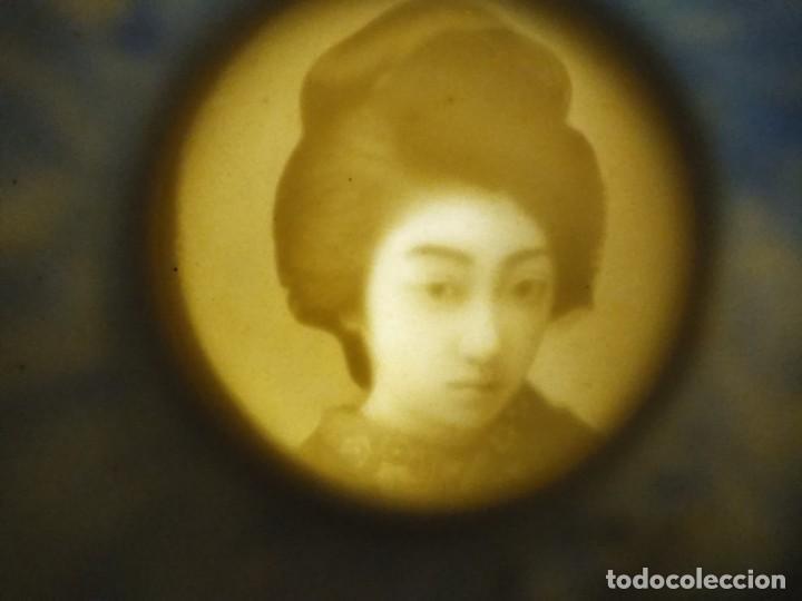 ANTIGUO JUEGO DE TE / CAFE JAPONES [ 16 PIEZAS INTACTAS ] (Vintage - Decoración - Porcelanas y Cerámicas)