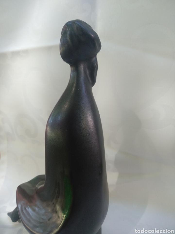 Vintage: Figura Mujer Sentada abstracta - Foto 6 - 215791783