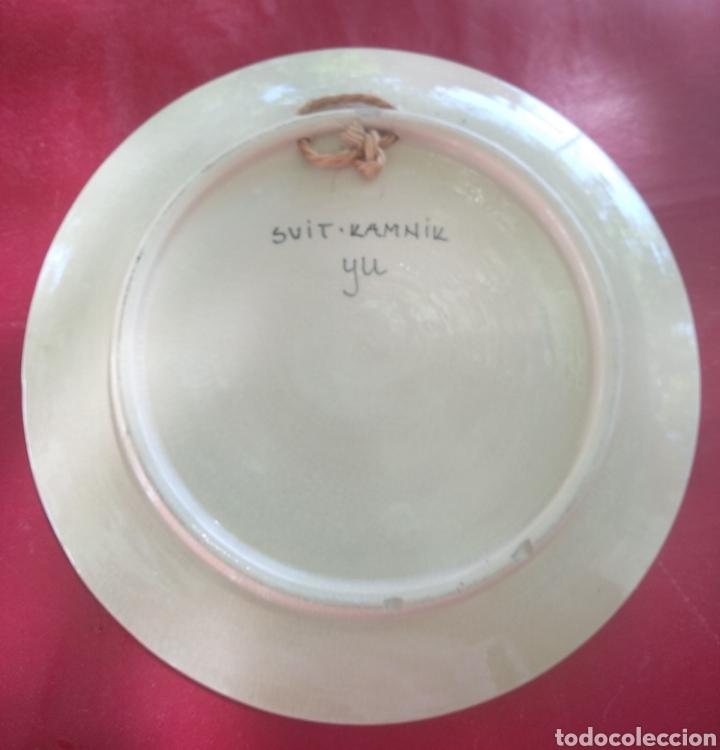 Vintage: Gran plato decorativo. SVIT - Foto 3 - 215973150