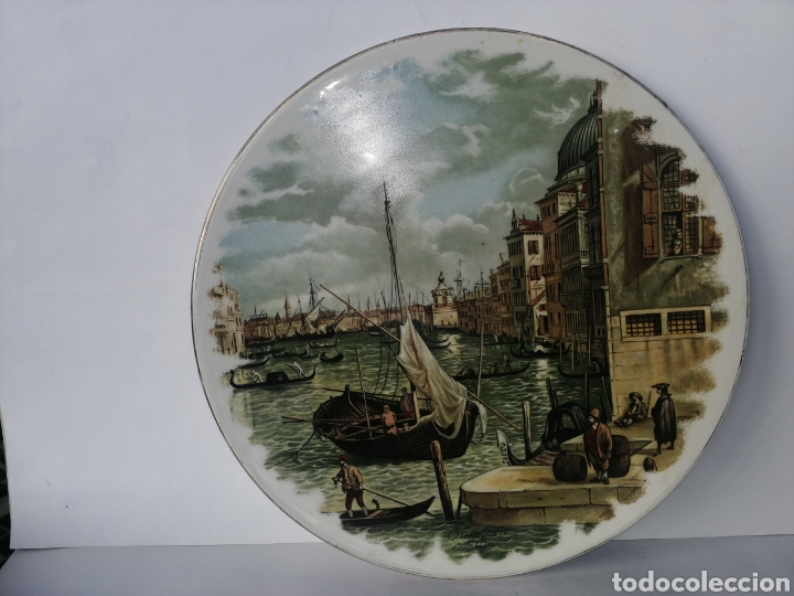 Vintage: Plato decorativo - Foto 3 - 216387486