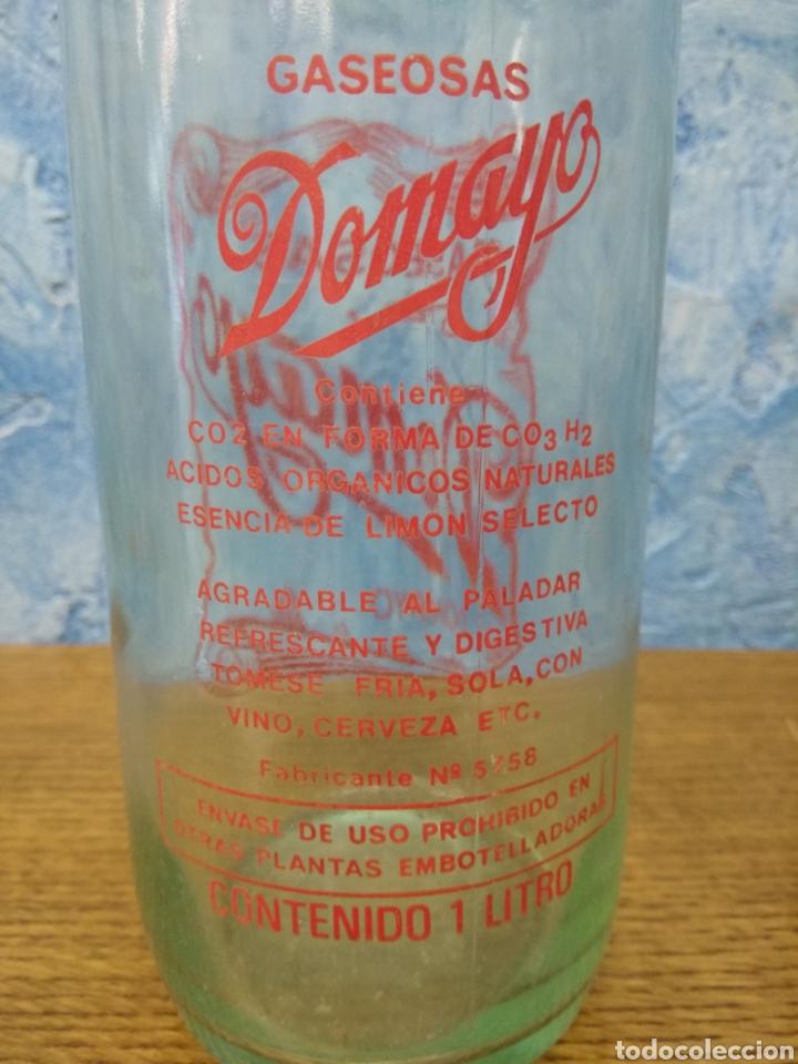 Vintage: Botella gaseosa - Foto 2 - 216838510