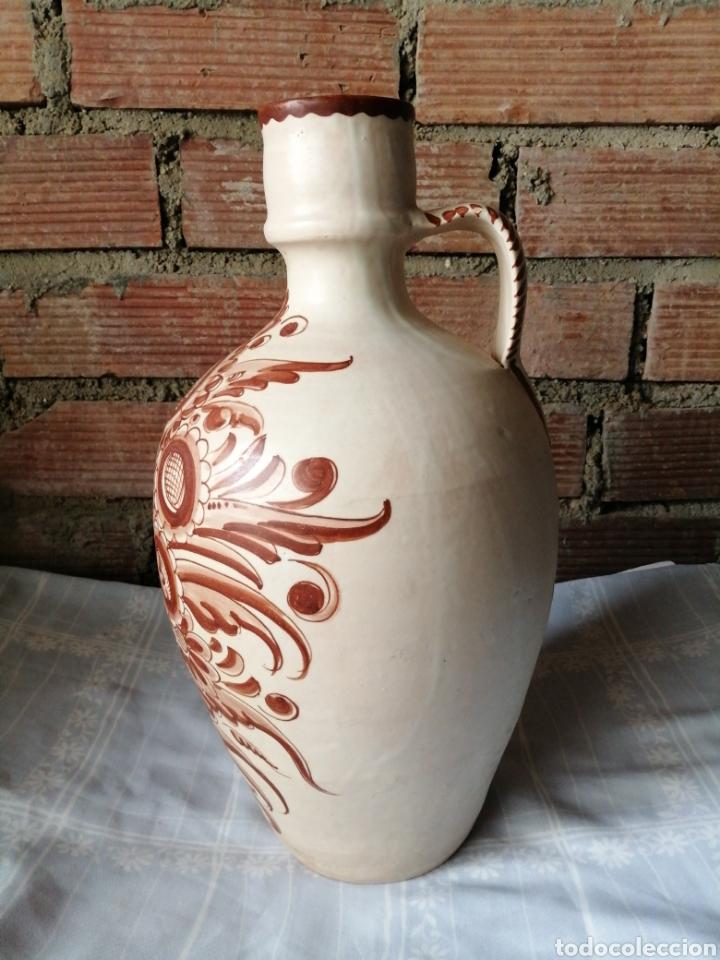 VASIJA DE CERAMICA - TOLEDO (Vintage - Decoración - Porcelanas y Cerámicas)