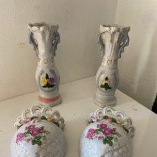Vintage: JARRONES Y FLOREROS. Lote 217237502