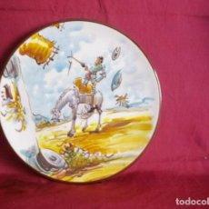 Vintage: PLATO DECORATIVO PLATART CON ESCENAS. Lote 218648978