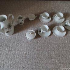 Vintage: JUEGO CAFÉ BIDASOA AÑOS 80. Lote 219923487