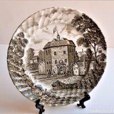 Vintage: PLATO DECORATIVO - 20.CM DIAMETRO. Lote 220753090