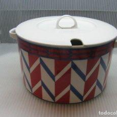 Vintage: SOPERA DE PORCELANA DE MARCA. Lote 221627512