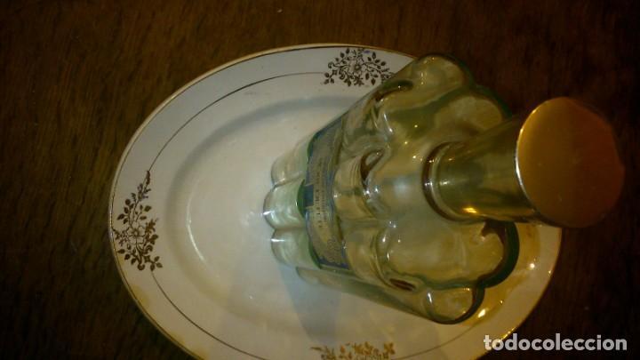 Vintage: BOTELLA CRISTAL PERFUME EAU DE COLOGNE ROBE DE FETE DORIM PARIS. - Foto 3 - 221935833