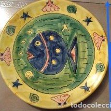 Vintage: PLATO DE CERÁMICA. Lote 222110382