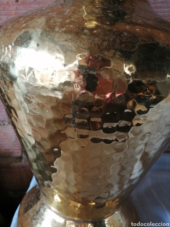 Vintage: Florero, jarra grande en latón 81cm. - Foto 4 - 222144337