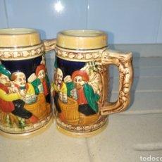Vintage: PORCELANA CHINA JARRAS. Lote 222377683