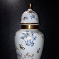 Vintage: JARRON O TIBOR PORCELANA ALEMANA.. Lote 224483523