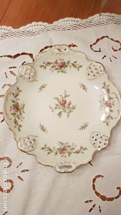 BANDEJA ROSENTHAL PORCELANA VINTAGE (Vintage - Decoración - Porcelanas y Cerámicas)