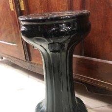 Vintage: COLUMNA BASE CERAMICA - MEDIDA 45X20 CM. Lote 226811555