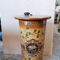 Vintage: MACETERO PINTADO. Lote 232415085