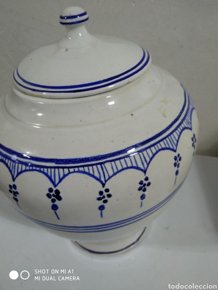Vintage: Tibor porcelana similar tournai 20x23 alto - Foto 4 - 234551850