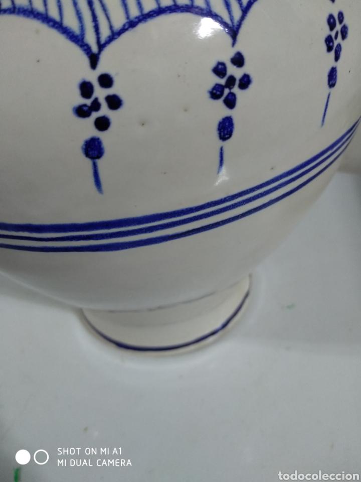 Vintage: Tibor porcelana similar tournai 20x23 alto - Foto 5 - 234551850