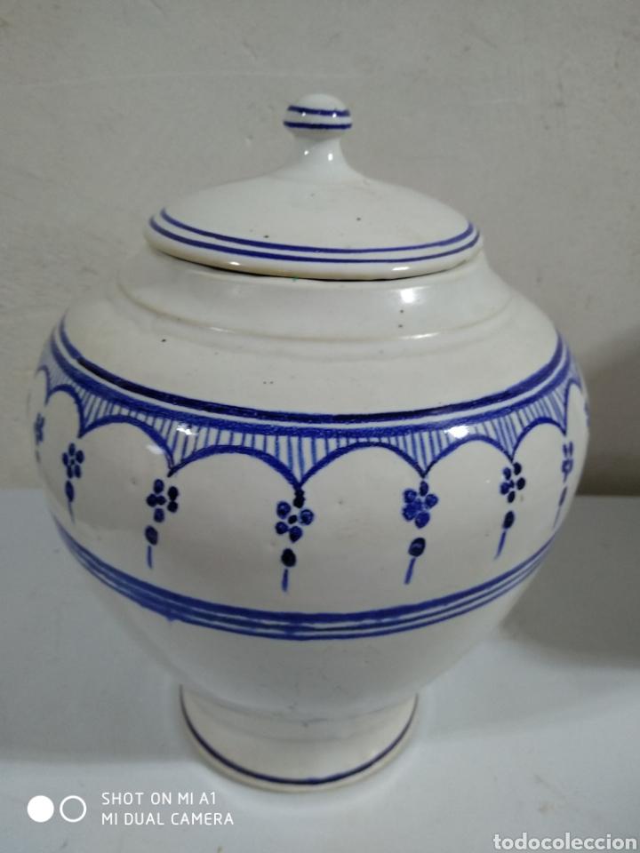 Vintage: Tibor porcelana similar tournai 20x23 alto - Foto 6 - 234551850