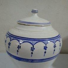 Vintage: TIBOR PORCELANA SIMILAR TOURNAI 20X23 ALTO. Lote 234551850