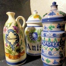 Vintage: ALBARELOS CERAMICA.. Lote 234714580