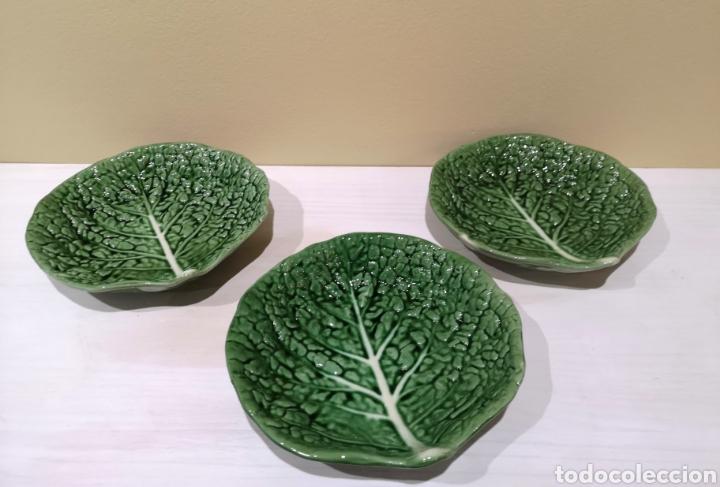 Vintage: Bandejas col cerámica portuguesa - Foto 2 - 234931285