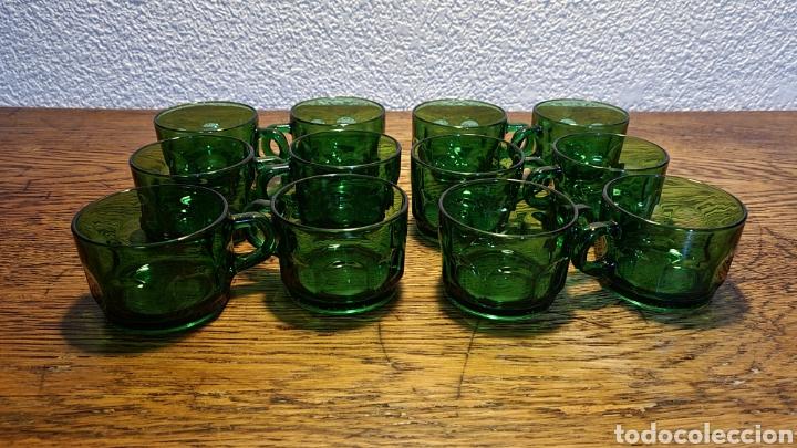 TAZAS VINTAGE (Vintage - Decoración - Cristal y Vidrio)