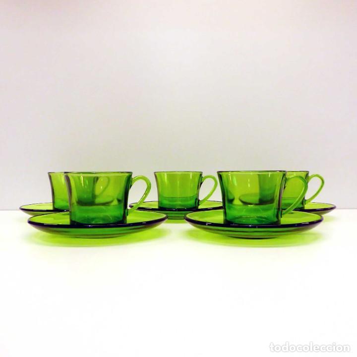 Vintage: Tazas de la casa Duralex, 60s - Foto 2 - 236626480