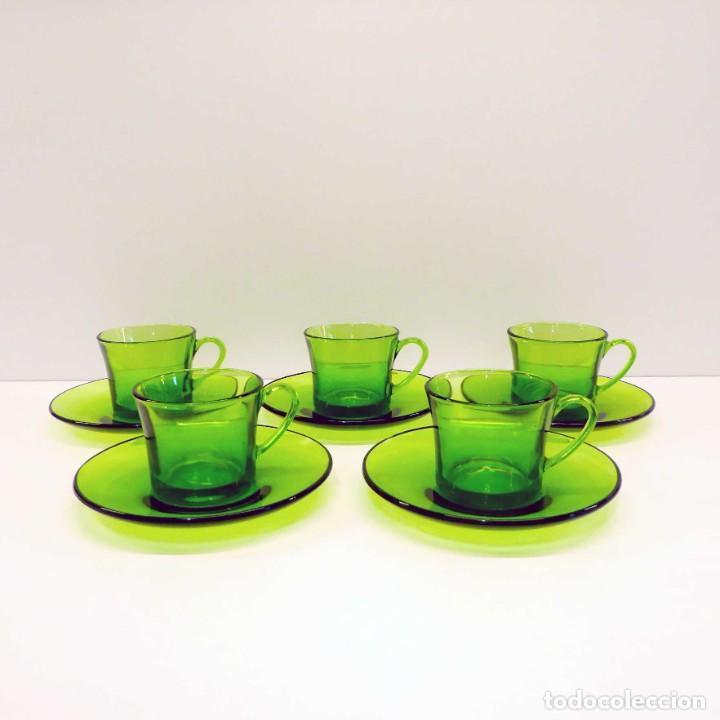 Vintage: Tazas de la casa Duralex, 60s - Foto 4 - 236626480