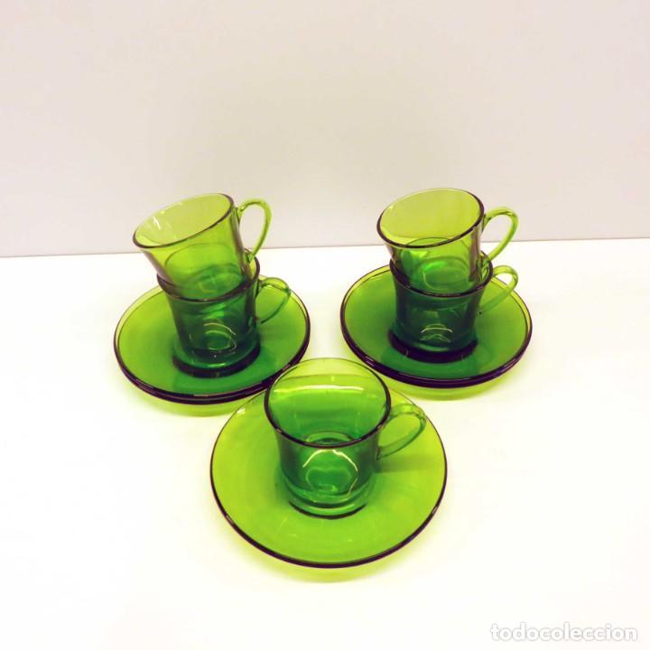 Vintage: Tazas de la casa Duralex, 60s - Foto 5 - 236626480