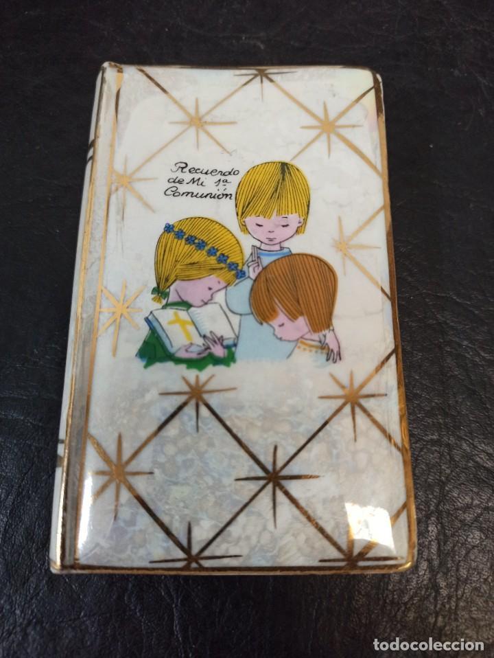 Vintage: Conjunto Primera Comunión. C36 - Foto 2 - 238762915