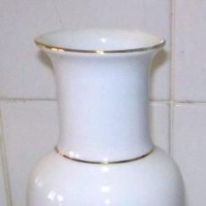Vintage: JARRON DE PORCELANA CON FLORES SAMBO. Lote 242422325