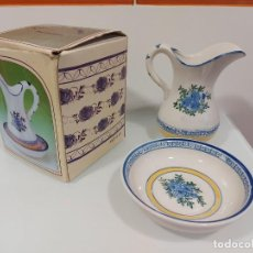 Vintage: JARRÓN PORCELANA. Lote 243007225