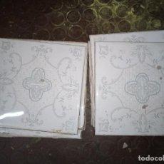 Vintage: 15 AZULEJOS COCINA-BAÑO AÑOS 60-70 15X15CM. Lote 245360525