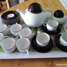 Vintage: JUEGO DE CAFÉ CAPEANS. Lote 245409090