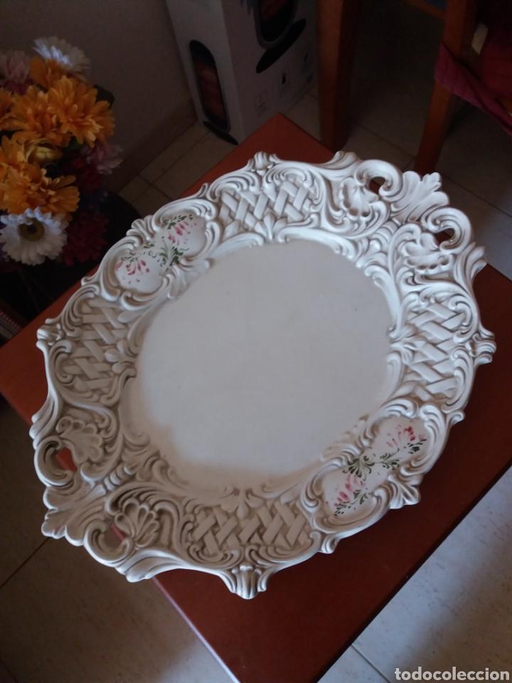 Vintage: Sopera con bandeja decorativo - Foto 3 - 247499005
