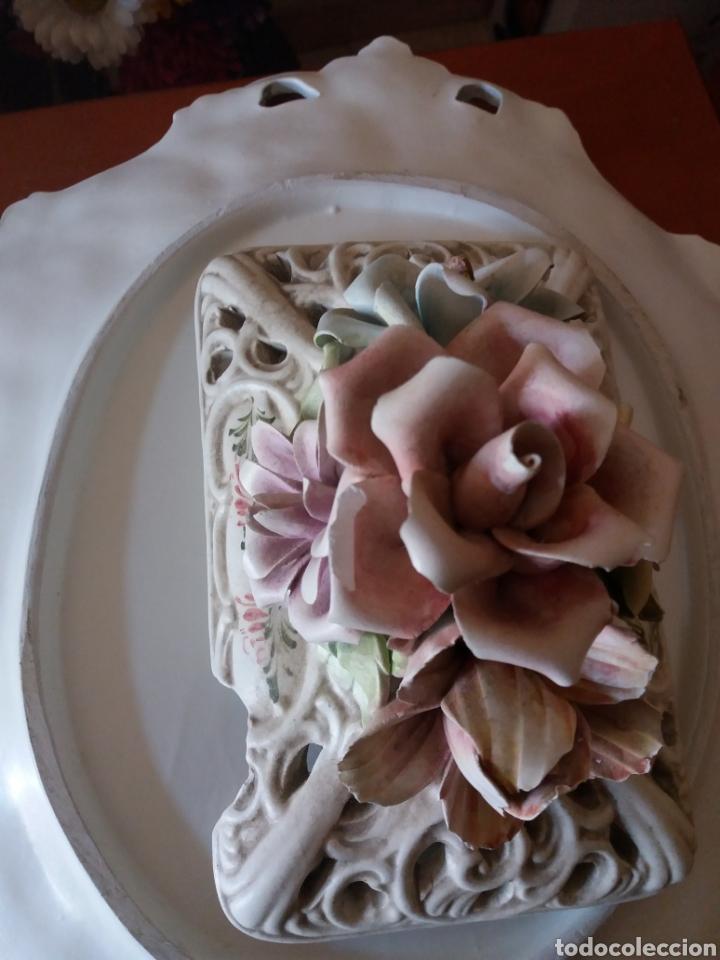Vintage: Sopera con bandeja decorativo - Foto 5 - 247499005