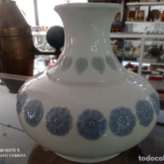 Vintage: JARRON DE PORCELANA NAO, ESPAÑA. VER FOTOS. Lote 248446540