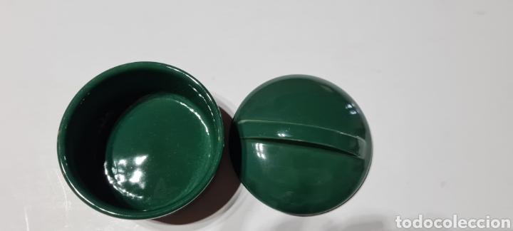 Vintage: Bonita Caja joyero o polvera de gres. Firma Jars, de France. - Foto 2 - 250343685