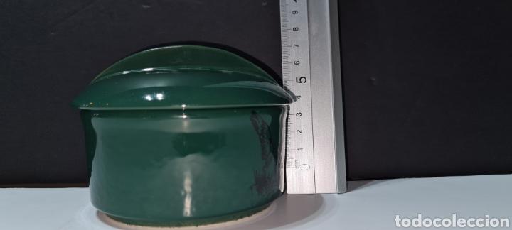 Vintage: Bonita Caja joyero o polvera de gres. Firma Jars, de France. - Foto 4 - 250343685