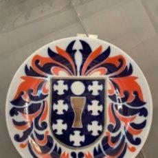 Vintage: PLATO PORCELANA CASTRO SARDALEGOS. Lote 251688560