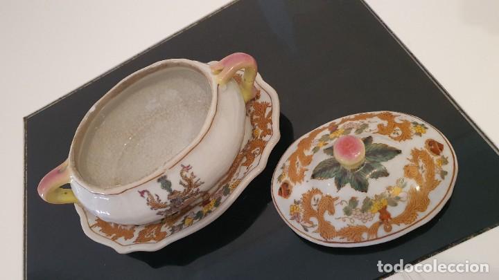 Vintage: Mini sopera porcelana - Foto 2 - 252959965