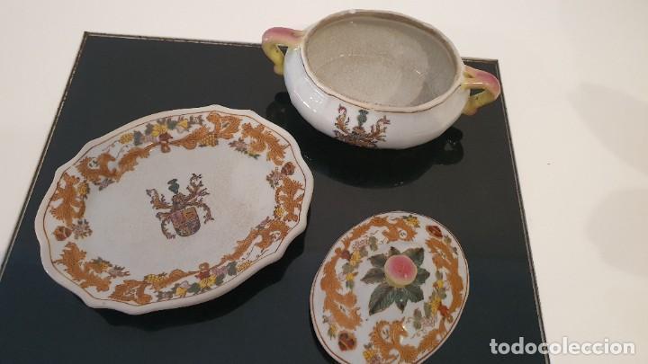Vintage: Mini sopera porcelana - Foto 3 - 252959965