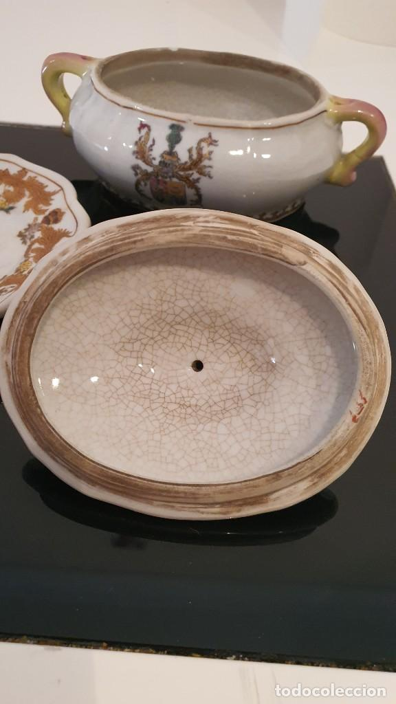 Vintage: Mini sopera porcelana - Foto 4 - 252959965