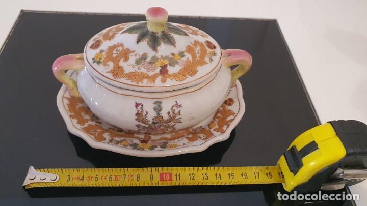 Vintage: Mini sopera porcelana - Foto 8 - 252959965