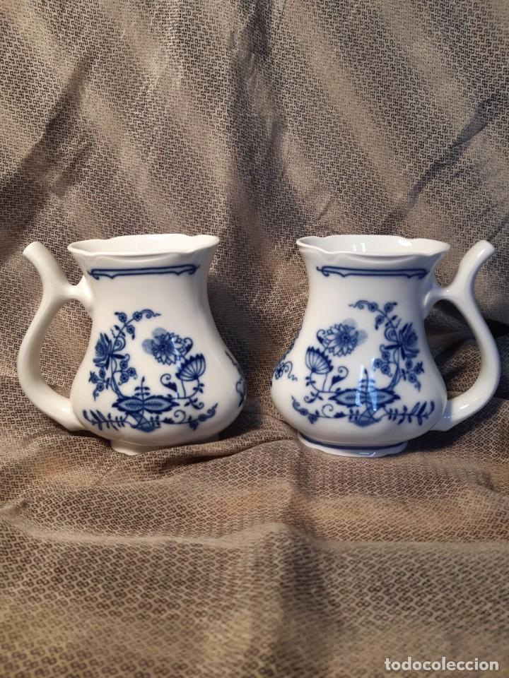 Vintage: porcelana, Taza-mug, LEANDER 1946 RGK, - Foto 2 - 253164650